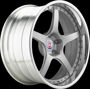 """HRE wheels 595RS kovaná třídílná alu kola - 18"""""""