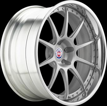 """HRE wheels 593RS kovaná třídílná alu kola - 19"""""""
