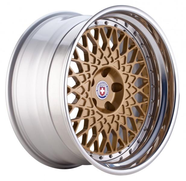 """HRE wheels 501 kovaná třídílná alu kola - 18"""""""
