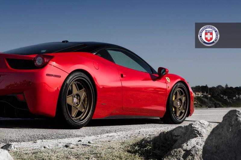 """HRE wheels 505 kovaná třídílná alu kola - 18"""""""