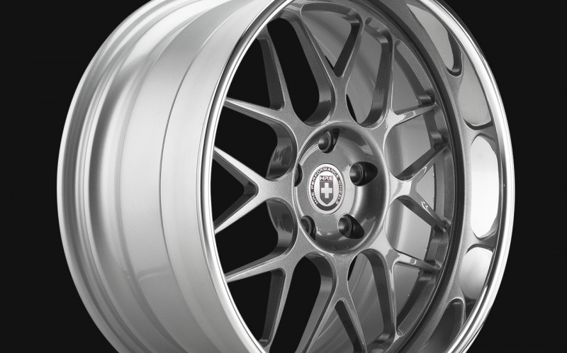 "HRE wheels 560R kovaná třídílná alu kola - 18"""