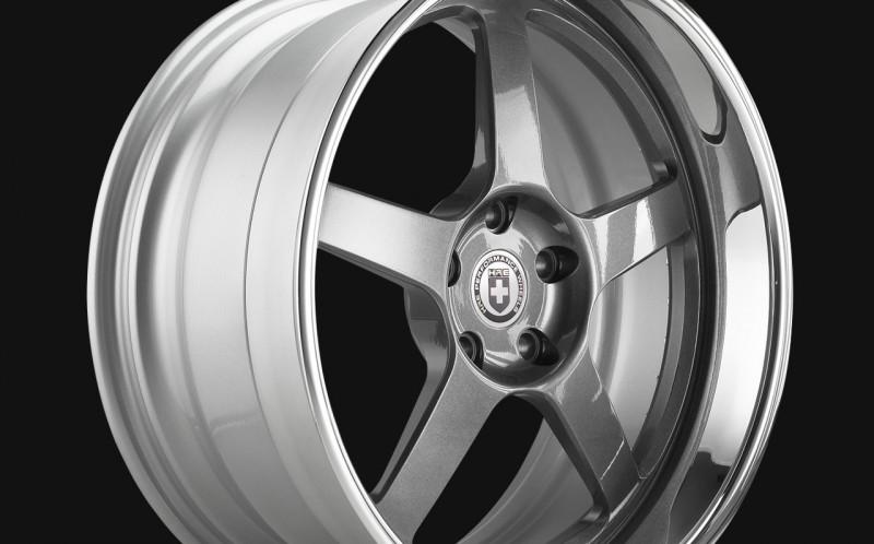 "HRE wheels 565R kovaná třídílná alu kola - 18"""