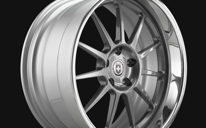 "HRE wheels 563R kovaná třídílná alu kola - 20"""
