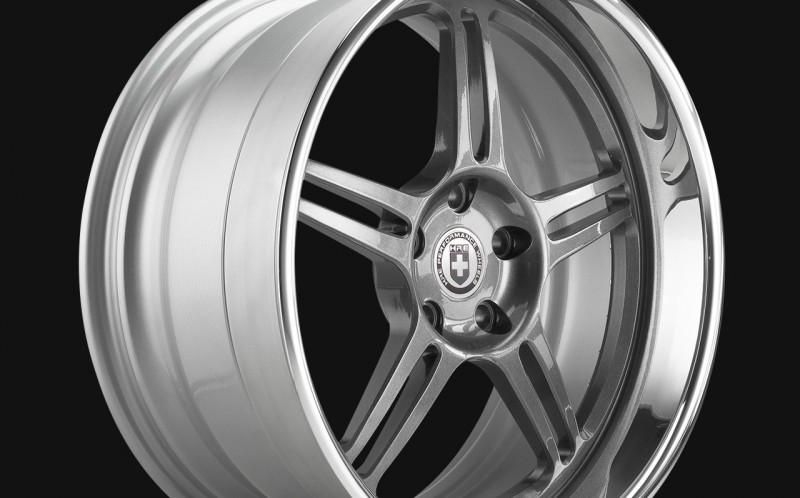 "HRE wheels 567R kovaná třídílná alu kola - 19"""