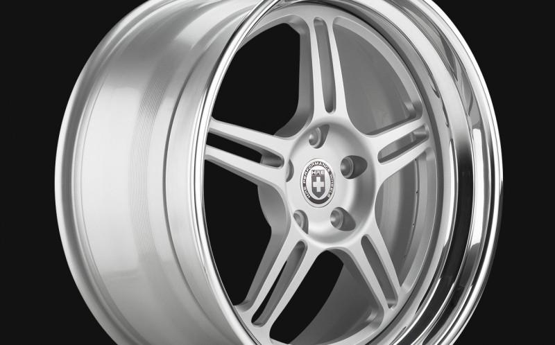 """HRE wheels 567C kovaná třídílná alu kola - 18"""""""