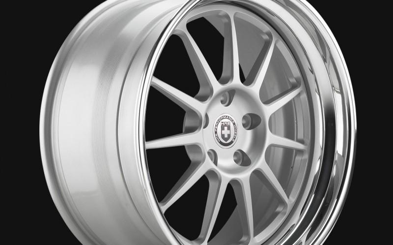 """HRE wheels 563C kovaná třídílná alu kola - 20"""""""