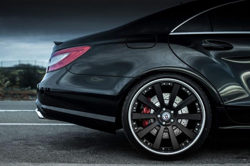 "HRE wheels 943RL kovaná třídílná alu kola - 20"""