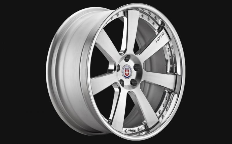 "HRE wheels 948RL kovaná třídílná alu kola - 20"""