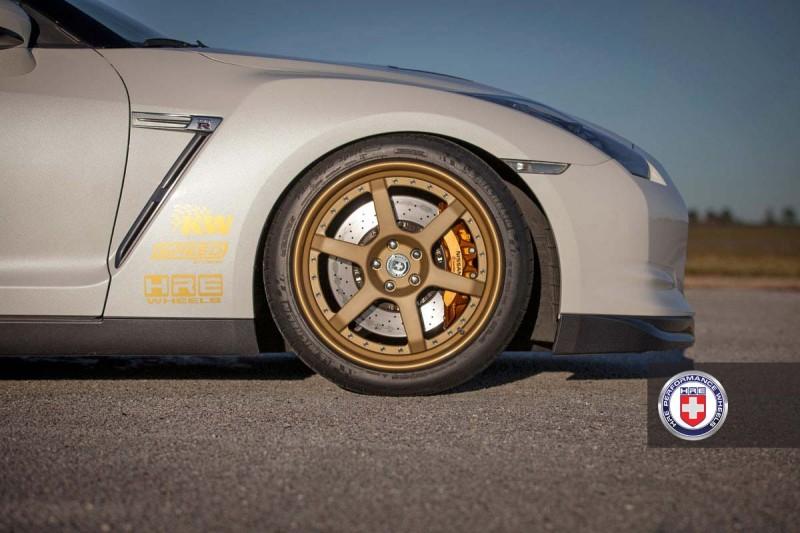 """HRE wheels C106 motorsport kovaná třídílná alu kola - 18"""""""
