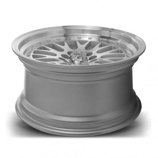 Stuttgart Wheels ST5 16x9 ET25 4x100 alu kola - stříbrné