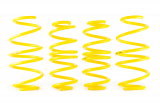 ST suspensions by KW sportovní pružiny -40/40mm Seat Leon 5F 1,2 & 1,4 TSI MQB - Limousine / Sedan / Coupé - s víceprvkovou ZN