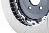 Girodisc Přední sportovní brzdové kotouče 350x34mm Porsche 911 (996) / 911 (997) / Boxster / Cayman