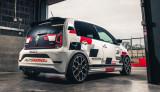 Catback výfuk VW Up! + Up! GTI 1,0 TSI Milltek Sport - bez rezonátoru / leštěná koncovka