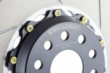 Girodisc Přední sportovní brzdové kotouče 380x34mm Porsche 911 (997) GT2 / GT3 / GT3 RS