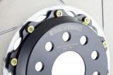 Girodisc Přední sportovní brzdové kotouče 350x34mm Porsche 911 (991) Carrera / Carrera S / 4S / GTS