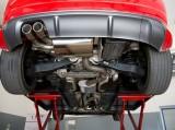 Catback výfuk Audi S3 8P (3dv.) 2.0 TFSI Milltek Sport - s rezonátorem / černé koncovky Twin GT80B