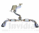 Catback výfuk Invidia Q300 pro VW Golf 6 GTI 2.0 TFSI