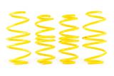 ST suspensions by KW sportovní pružiny Škoda Octavia 2 RS 1.8TFSI, 2.0FSI,  2,0TFSI, 2,0TSI, 1.9TDi, 2,0TDI - liftback