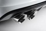 Klapkový catback výfuk Audi S3 8V (3dv.) 2.0 TFSI  Milltek Sport - bez rezonátoru / kulaté leštěné koncovky
