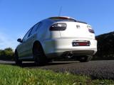 Catback výfuk SEAT Leon Cupra R 1.8T Milltek Sport - bez rezonátoru