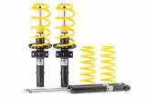 ST suspensions by KW sportovní pružiny -40/40mm Seat Leon 5F 1,2 & 1,4 TSI MQB - Limousine / Sedan / Coupé - s jednoprvkovou ZN, tlumiče 50mm