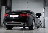 Catback výfuk AUDI A5 Sportback 2.0 TFSI (Multitronic / S-Tronic)  Milltek Sport - s rezonátorem / leštěné koncovky Dual