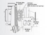 Turbodmychadlo BorgWarner EFR 7064 T4 TwinScroll 0.92 s WG