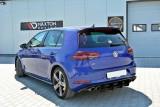 Maxton Design Zadní difuzor VW Golf Mk7 R Facelift