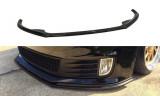 Maxton Design Spoiler předního nárazníku VW Jetta Mk6 GLI - texturovaný plast