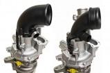 Zvětšený vstup do turba 2,0 TSI Škoda Octavia RS Golf GTI Leon Cupra TT 2,0 TSI 1,8 TSI CTS Turbo