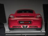 Catback výfuk Porsche Boxster S & Cayman S (987 Gen1) Milltek Sport - s rezonátory / leštěné koncovky