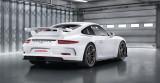 Catback výfuk Porsche 911 GT3 & GT3 RS (991.1) Milltek Sport - OEM koncovky