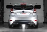 Catback výfuk Ford Fiesta Mk7 1.0T EcoBoost Milltek Sport - bez rezonátoru / leštěné koncovky