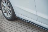 Maxton Design Prahové lišty Ford Mondeo Mk5 Facelift - texturovaný plast