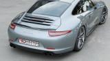 Maxton Design Lišta zadní kapoty Porsche 911 Carrera (991.1) - texturovaný plast