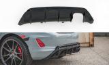 Maxton Design Spoiler zadního nárazníku Ford Fiesta Mk8 ST V.2 - texturovaný plast