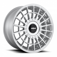 "Rotiform LAS-R 18x8,5"" 5x112 5x100 ET35 Alu kola - Stříbrné"