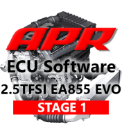 APR Stage 1 & 1+ úprava řídící jednotky chiptuning AUDI RS3 TTRS RSQ3 8V 2,5 TFSI EVO