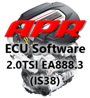 APR Stage 1 úprava řídící jednotky chiptuning 2,0 TSI 140 kW EA888.3B GPF OPF