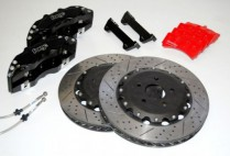 Big Brake kit 356x32 SEAT Leon Cupra + R 2.0 TFSI / TSI Forge Motorsport