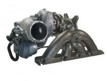 Stage 3 hybridní turbo pro SEAT Leon Cupra 2.0TFSI 177kW - Turbo Dynamics