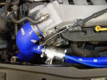Relokace blow off ventilu 1.8T Škoda VW SEAT AUDI FMDVRLK Forge Motorsport - Modrá