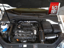 Twintake kit sání VW Golf 5 GTI 2.0 TFSI FMIND12 Forge Motorsport (kryt motoru)
