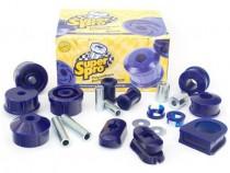 SuperPro - Kompletní nastavitelné silentbloky přední nápravy AUDI S3 & TT, Golf R32, Cupra R