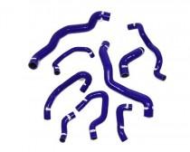 Silikonové hadice chladícího okruhu AUDI A4 B8 2,0 TFSI FMKCA4B8 Forge Motorsport - Modré