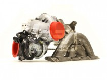LO400 2,0 TFSI hybridní turbodmychadlo VW Golf R + ED30 & ED35, TTS, S3, Cupra, KTM X-BOW - Loba Motorsport