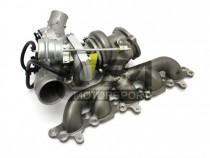 LO500 Hybridní turbodmychadlo pro 2,5 Turbo Ford Focus / Volvo - Loba Motorsport