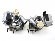 LO700 VTG Hybridní turbodmychadla Porsche 911 997 Turbo GT2 - Loba Motorsport