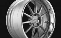 "HRE wheels 563R kovaná třídílná alu kola - 18"""