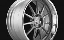 "HRE wheels 563R kovaná třídílná alu kola - 19"""